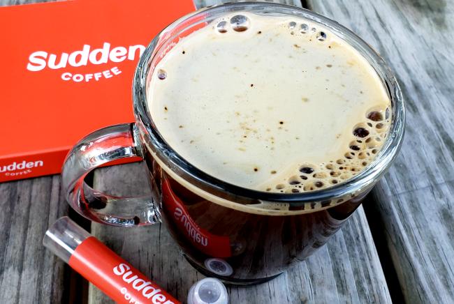 single origin coffee on-the-go