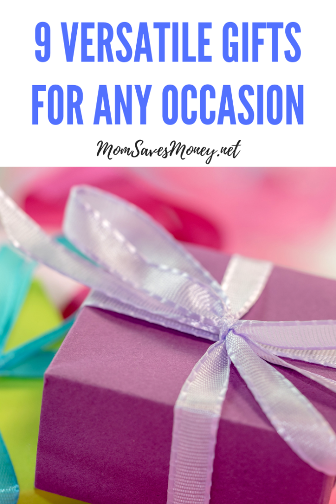 presents for any occassion