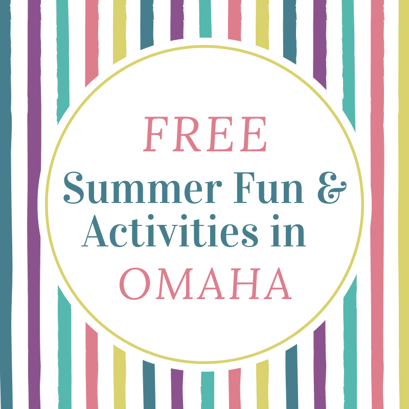 frees summer fun & activities in Omaha