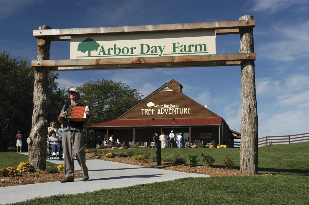 arbor day farm