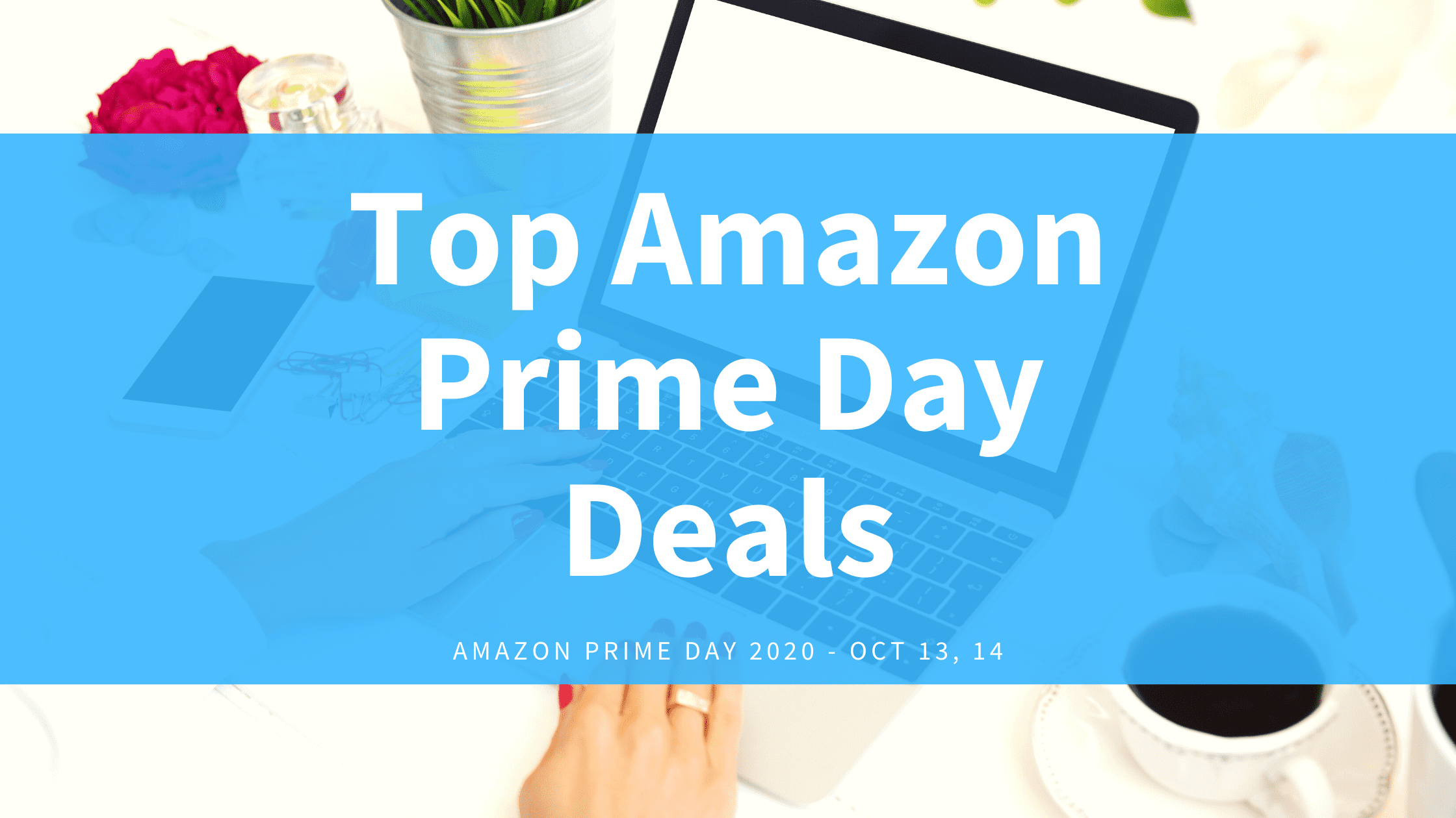 top amazon prime day deals 2020